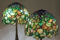 Lamp of the Week: 16″ Snowball Pair