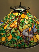Lamp of the Week: 28″ Lemon Tree with Birds