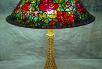 Lamp of the Week: Roses for Valentine's Day