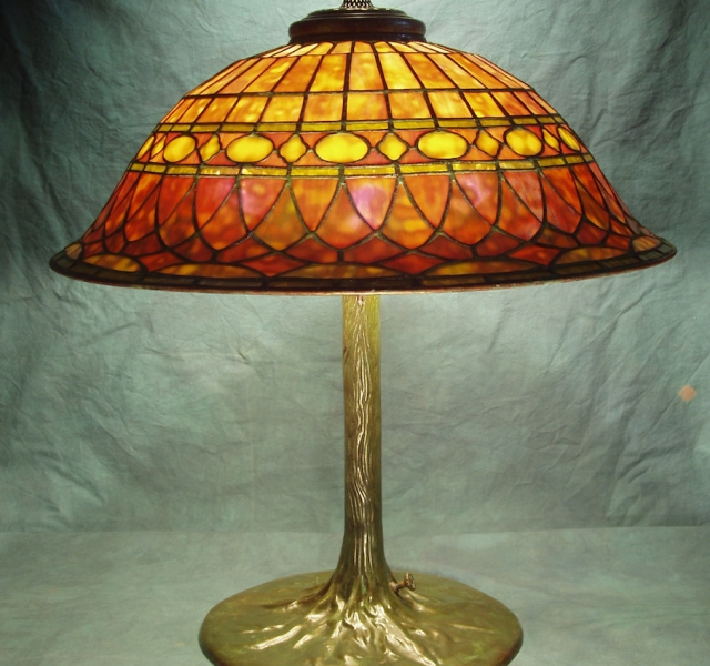 Lamp of the Week: 25″ Roman