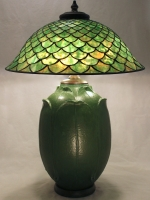 Lamp of the Week: 25″ Fish Scale