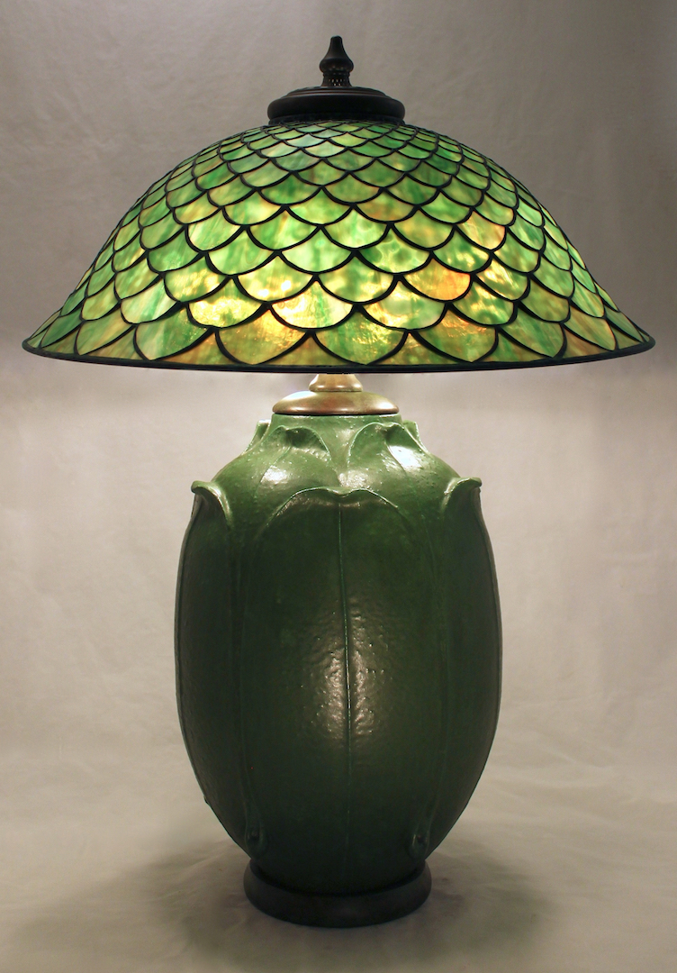 Lamp Of The Week 25 Quot Fish Scale