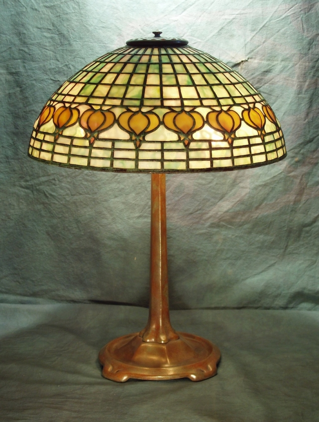 Lamp of the Week: 16″ Pomegranate