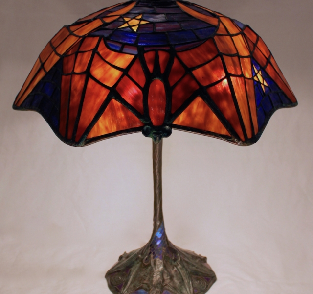Bonus Lamp of the Week: 17″ Bat Lamp