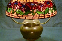 Lamp of the Week: 16″ Poinsettia