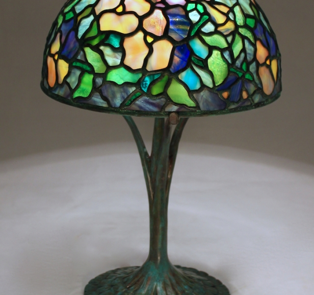 Lamp of the Week: 10″ Pansy