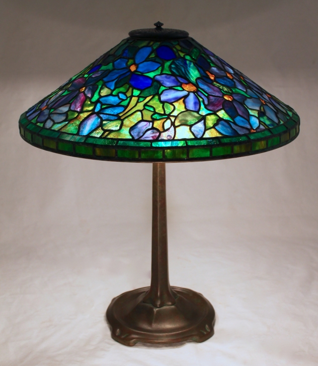 Lamp of the Week: 18″ Clematis