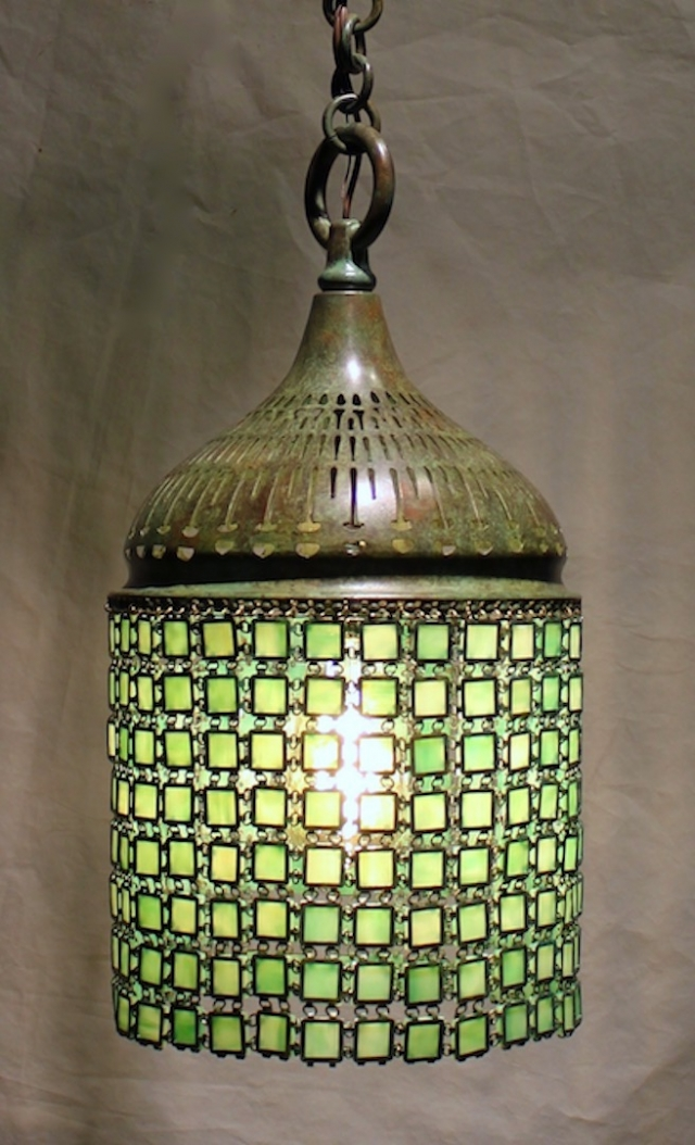 Lamp of the Week: Chain Mail Lantern