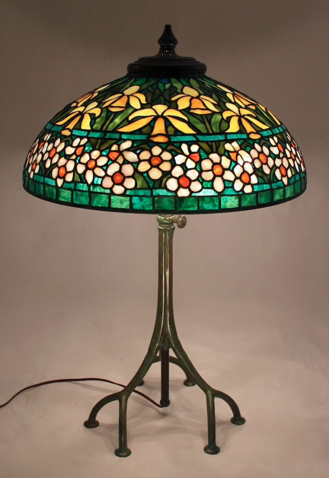 Lamp of the Week: 20″ Jonquil Daffodil