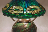 16″ Dragonfly on Dragonfly Mosaic Urn base