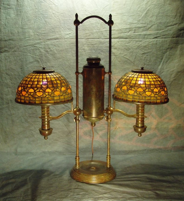 Lamp of the Week: Double Student Lamp
