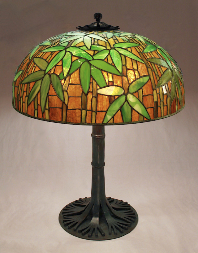Lamp of the Week: 22″ Bamboo